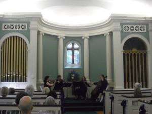 Artful Noise String Quartet